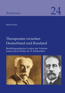 Therapeuten zwischen Deutschland und Russland von Fischer,  Marta