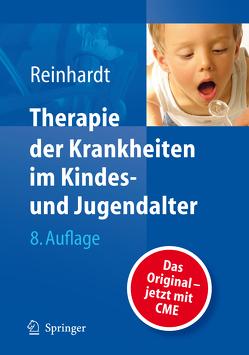 Therapie der Krankheiten im Kindes- und Jugendalter von Reinhardt,  Dietrich