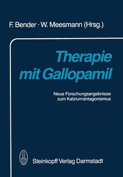 Therapie mit Gallopamil von Bender,  F., Meesmann,  W.