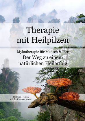 Therapie mit Heilpilzen von Opielka,  Sabine, Opielka,  Stefan, Opielka,  Walter