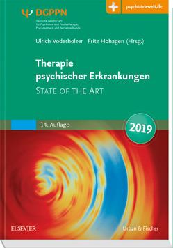 Therapie psychischer Erkrankungen von Hohagen,  Fritz, Voderholzer,  Ulrich