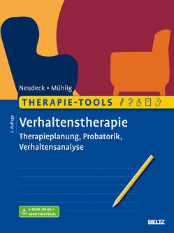 Therapie-Tools Verhaltenstherapie von Mühlig,  Stephan, Neudeck,  Peter