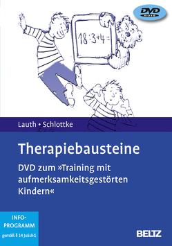 Therapiebausteine von Lauth,  Gerhard W., Schlottke,  Peter F.