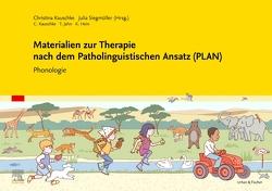 Therapiematerial Phonologie von Kauschke,  Christina, Siegmüller,  Julia