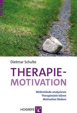 Therapiemotivation von Schulte,  Dietmar