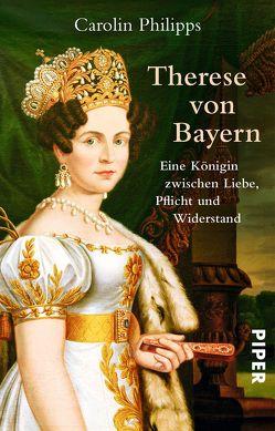 Therese von Bayern von Philipps,  Carolin