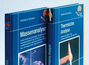 Thermische- und Massenanalyse von Ehrenstein,  Gottfried Wilhelm