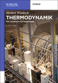 Thermodynamik von Windisch,  Herbert