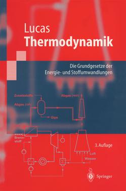 Thermodynamik von Lucas,  K.
