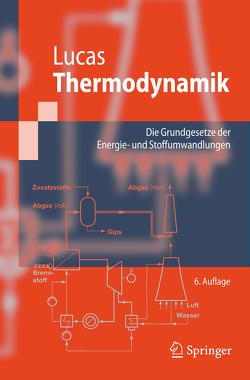 Thermodynamik von Lucas,  Klaus