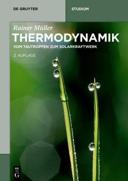 Thermodynamik von Mueller,  Rainer