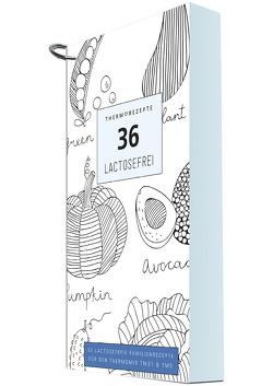 THERMOREZEPTE Lactosefrei: 36 lactosefreie Rezepte für den Thermomix von Fietze,  Bianka