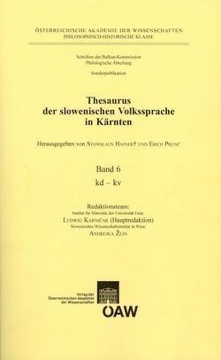 Thesaurus der slowenischen Volkssprache in Kärnten / Thesaurus der slowenischen Volkssprache in Kärnten von Hafner,  Stanislaus, Prunč,  Erich
