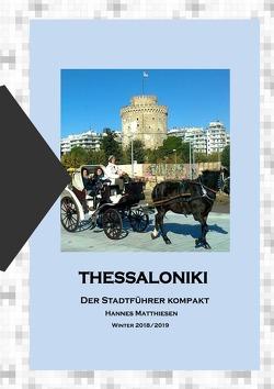 Thessaloniki kompakt von Matthiesen,  Hannes