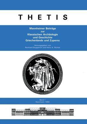 Thetis von Richter,  Heinz A., Stupperich,  Reinhard