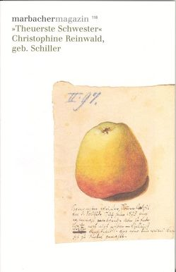 'Theuerste Schwester'. Christophine Reinwald, geb. Schiller von Ziegler,  Edda