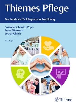 Thiemes Pflege (kleine Ausgabe) von Schewior-Popp,  Susanne, Sitzmann,  Franz, Ullrich,  Lothar