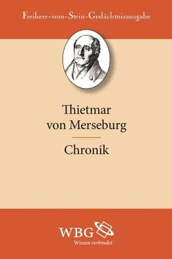 Thietmar von Merseburg: Chronik von Thietmar von Merseburg, Trillmich,  Werner