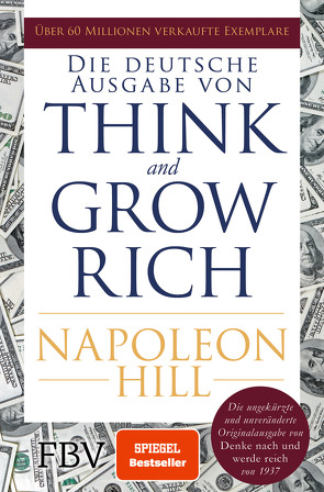 Think and Grow Rich – Deutsche Ausgabe von Hill,  Napoleon