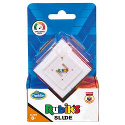 ThinkFun – 76459 – Rubik's Slide – eine neue Herausforderung für Fans des original Rubik's Cubes 3×3. Ein tolles Geschenk für Jungen und Mädchen ab 8 Jarhren.