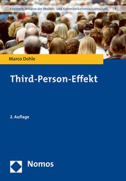 Third-Person-Effekt von Dohle,  Marco