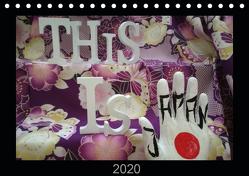This is Japan (Tischkalender 2020 DIN A5 quer) von mano,  La