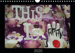 This is Japan (Wandkalender 2020 DIN A4 quer) von mano,  La