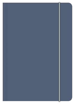 THISTLE 12×17 cm – Blankbook – 240 blanko Seiten – Softcover – gebunden