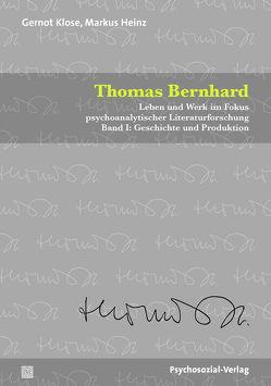 Thomas Bernhard von Heinz,  Markus, Klose,  Gernot