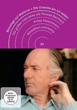 Thomas Bernhard /Krista Fleischmann: Interviews von Fleischmann,  Krista