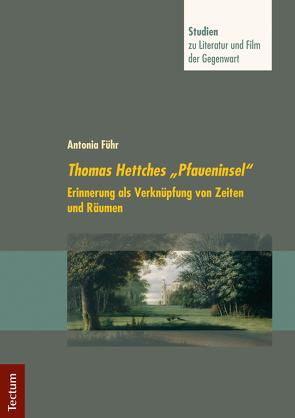 """Thomas Hettches """"Pfaueninsel"""" von Führ,  Antonia, h.c.,  Stefan Neuhaus,  Prof. Dr. Dr."""