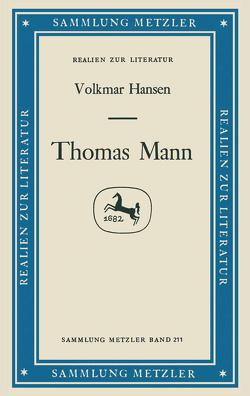 Thomas Mann von Hansen,  Volkmar