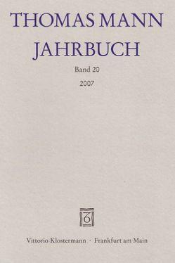 Thomas Mann Jahrbuch von Heftrich,  Eckhard, Sprecher,  Thomas, Wimmer,  Ruprecht, Wysling,  Hans