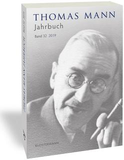 Thomas Mann Jahrbuch von Bedenig,  Katrin, Wißkirchen,  Hans