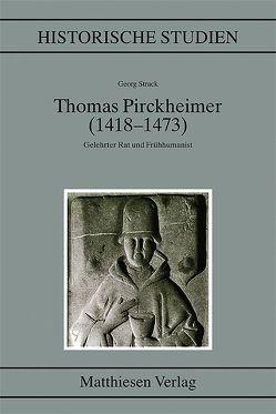 Thomas Pirckheimer (1418-1473) von Strack,  Georg