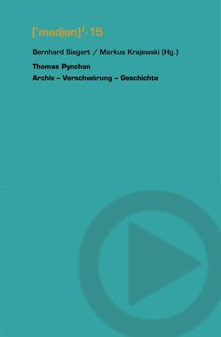 Thomas Pynchon von Krajewski,  Markus, Siegert,  Bernhard