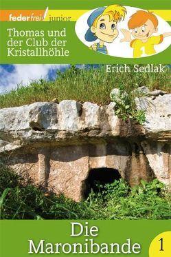 Thomas und der Club der Kristallhöhle von Sedlak,  Erich