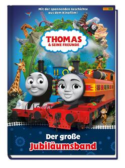 Thomas und seine Freunde: Der große Jubiläumsband von Weber,  Claudia
