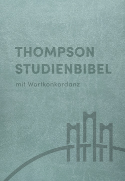Thompson Studienbibel – Kunstleder mit Reißverschluss