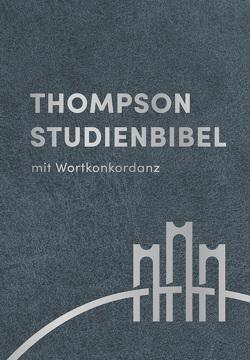 Thompson Studienbibel – Leder, Silberschnitt