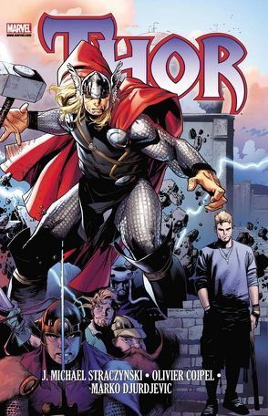 Thor von Coipel,  Olivier, Lanning,  Andy, Miki,  Danny, Morales,  Mark, Straczynski,  J. Michael