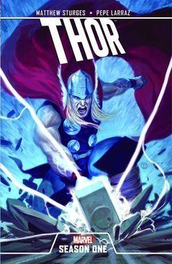 Thor: Season One von Larraz,  Pepe, Sturges,  Matthew