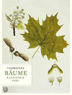 Thorbeckes Bäume-Kalender 2021