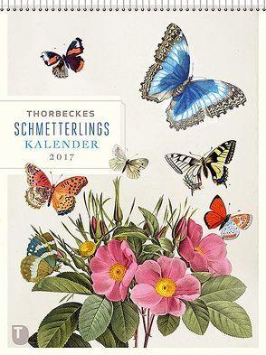 Thorbeckes Schmetterlingskalender 2017