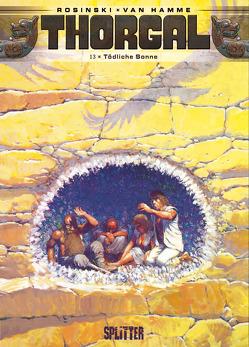Thorgal. Band 13 von Rosinski,  Grzegorz, Van Hamme,  Jean