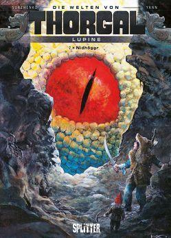 Thorgal – Die Welten von Thorgal: Lupine. Band 7 von Surzhenko,  Roman, Yann