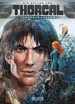 Thorgal – Die Welten von Thorgal: Die Jugend von Thorgal. Band 5 von Surzhenko,  Roman, Yann