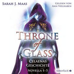 Throne of Glass 0: Celaenas Geschichte. Novella 1-5 von Maas,  Sarah J., Vielhaben,  Ann