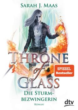 Throne of Glass 5 – Die Sturmbezwingerin von Link,  Michaela, Maas,  Sarah J.