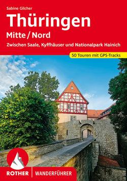 Thüringen Mitte / Nord von Gilcher,  Sabine